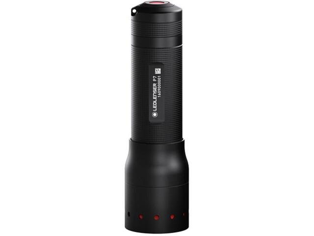 Led Lenser P7 Zaklamp, black